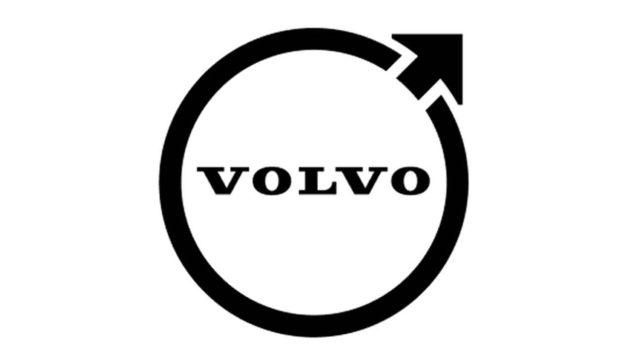 معرفی لوگوی جدید ولوو با طراحی سادهتر