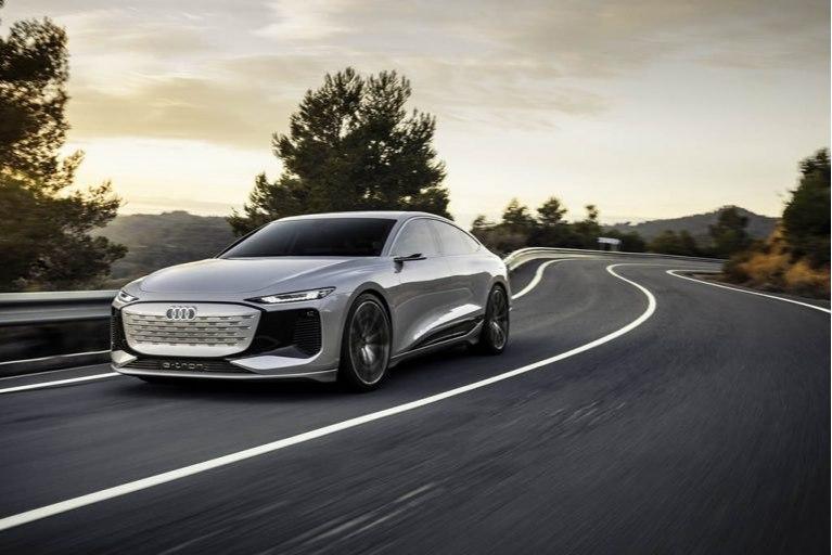 امکان معرفی نسخه تولیدی آئودی A6 E-Tron در سال ۲۰۲۲
