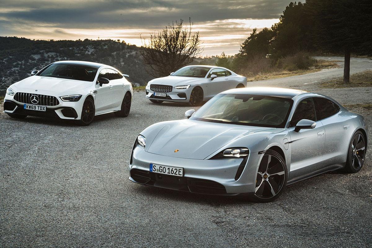 ۴۱ درصد از خریداران، خودروی بعدی آن ها الکتریکی یا هیبریدی خواهد بود.