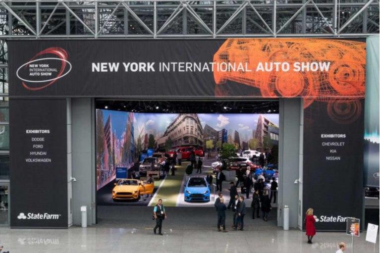 نمایشگاه نیویورک ۲۰۲۱ به خاطر شیوع گسترده کرونا دلتا لغو شد