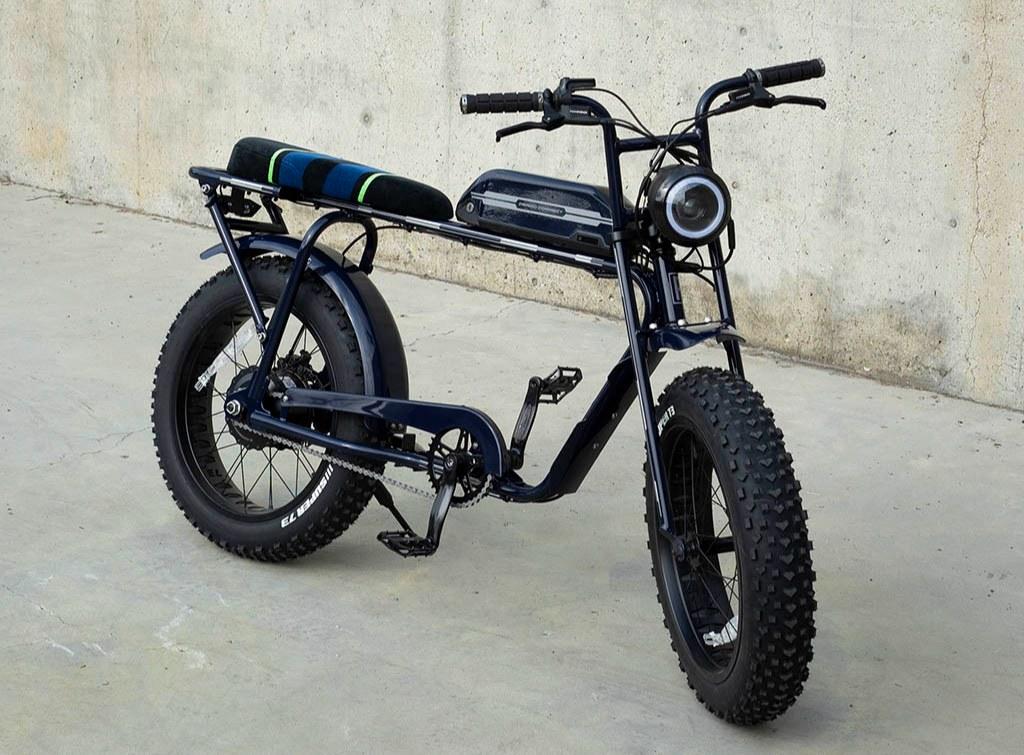 دوچرخه الکتریکی و تولید محدود سوپر ۷۳