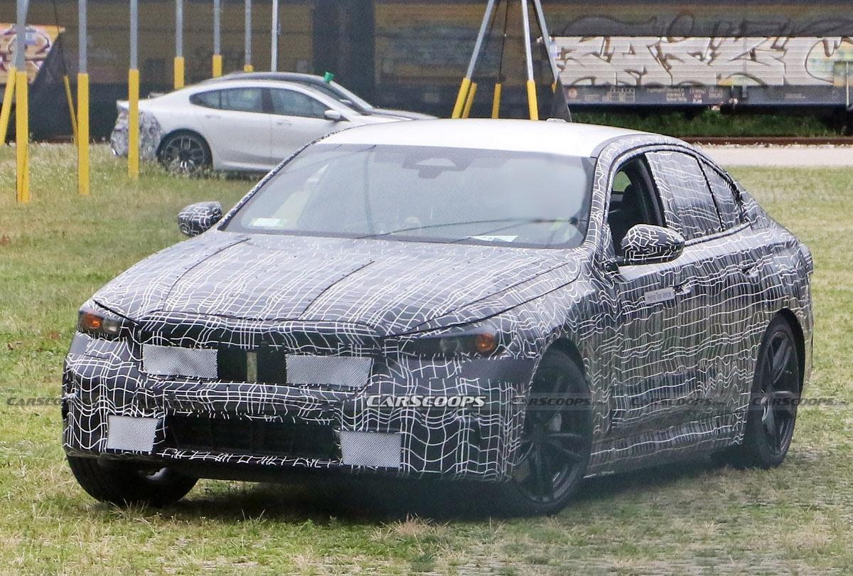 قوای محرکه احتمالی نسل بعدی بامو M5 V8، پلاگینهیبریدی ۷۵۰ اسبی است