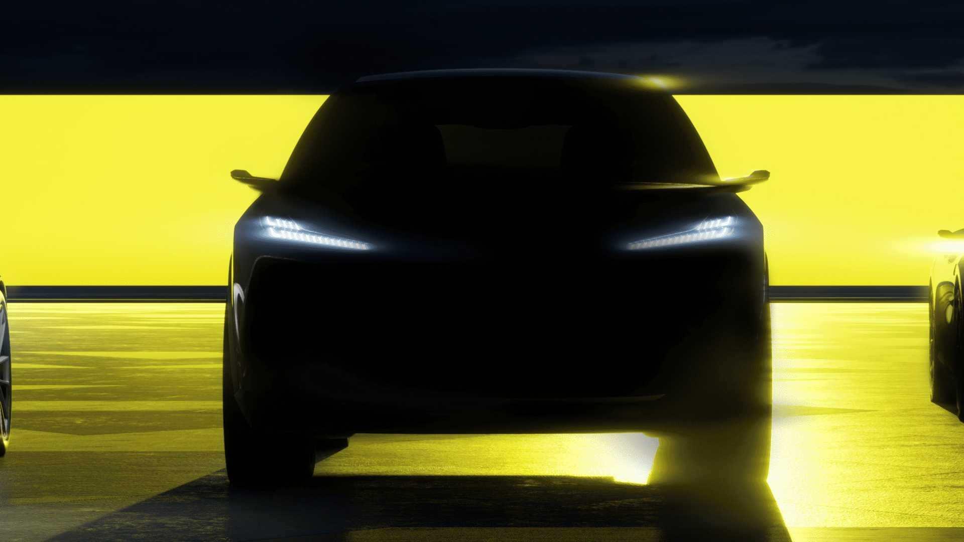 تولید چهار خودروی الکتریکی جدید توسط لوتوس